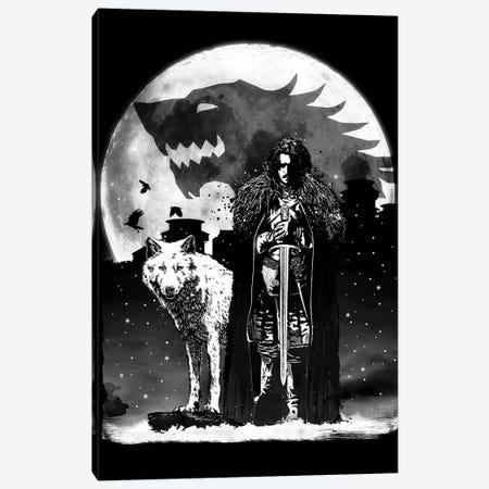 King In The North Canvas Print #ACM20} by Antonio Camarena Canvas Art