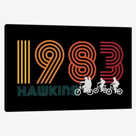 Hawkins 1983 Canvas Print #ACM213} by Antonio Camarena Canvas Wall Art