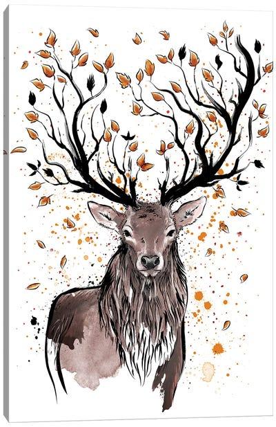 Autumn Feelings Canvas Art Print