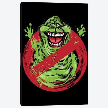 Slimerbusters 3-Piece Canvas #ACM82} by Antonio Camarena Canvas Artwork