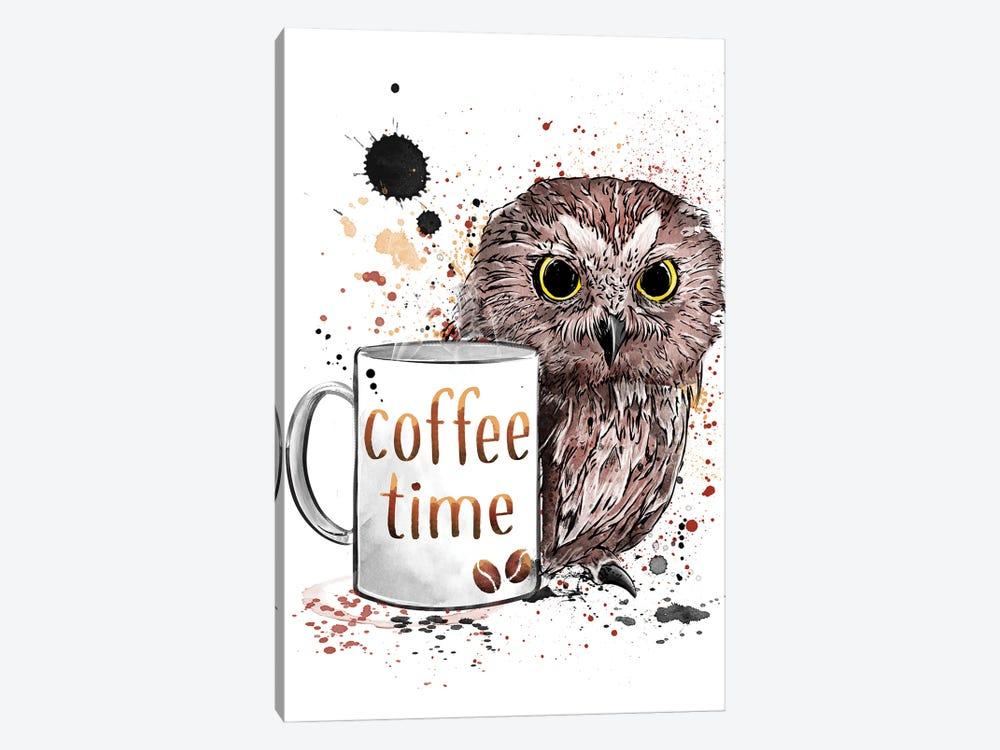 Coffee Time by Antonio Camarena 1-piece Canvas Wall Art