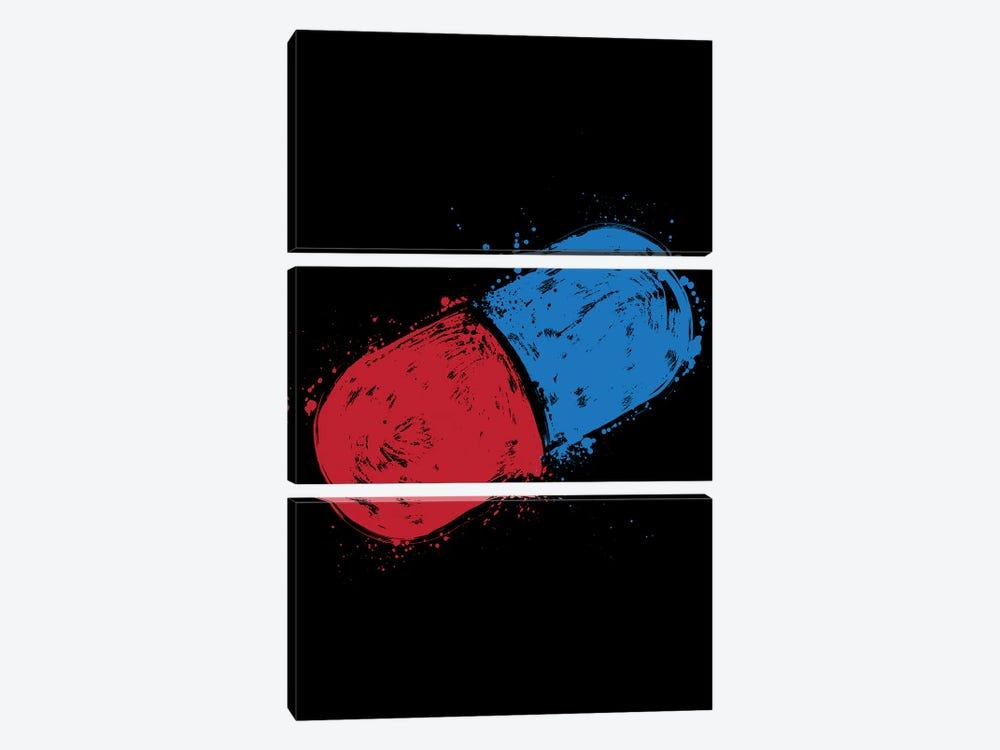 Capsule by Antonio Camarena 3-piece Art Print