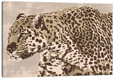 In the Wild Canvas Art Print