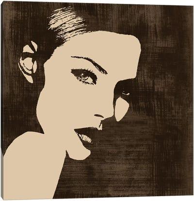 Deluxe I Canvas Art Print