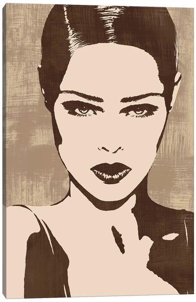 In Style II Canvas Art Print