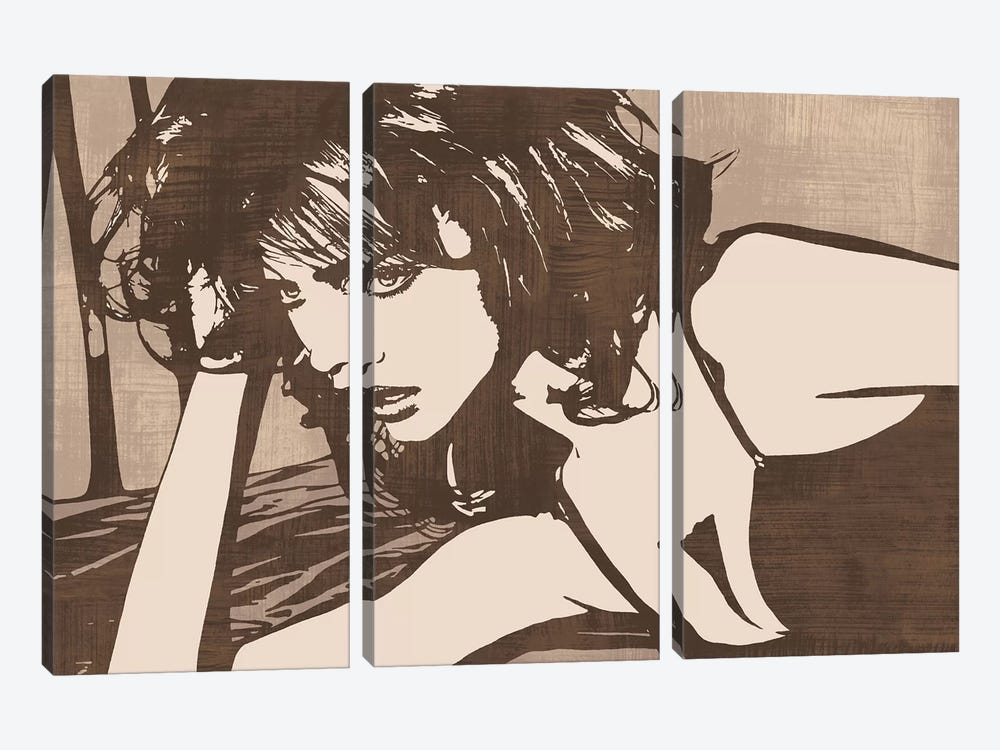 With Style by Andrew Cooper 3-piece Canvas Art