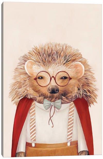 Hedgehog Canvas Art Print