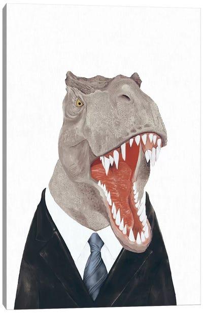 Tyrannosaurus Rex Canvas Art Print