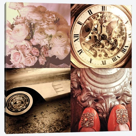 Vintage Style I 3-Piece Canvas #ACT13} by Acosta Canvas Artwork