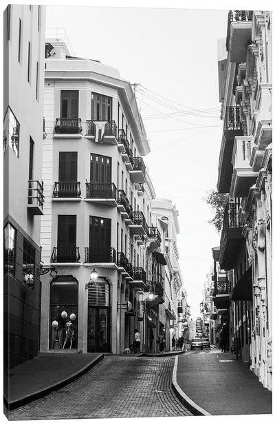 Viejo San Juan I Canvas Art Print