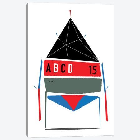 Idra n°3 Canvas Print #ACV110} by Alessandro La Civita Art Print