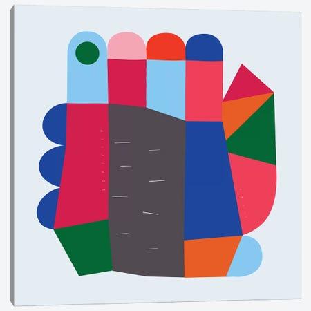 Hara Canvas Print #ACV22} by Alessandro La Civita Canvas Print