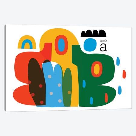 Kagome Canvas Print #ACV29} by Alessandro La Civita Art Print
