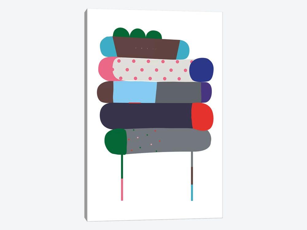 Bibi by Alessandro La Civita 1-piece Canvas Print