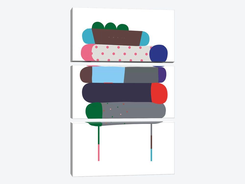 Bibi by Alessandro La Civita 3-piece Canvas Print