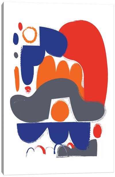Orange Juice Canvas Art Print