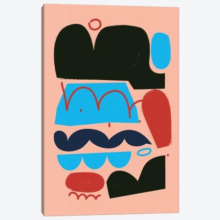 Pong Canvas Print #ACV47} by Alessandro La Civita Canvas Art