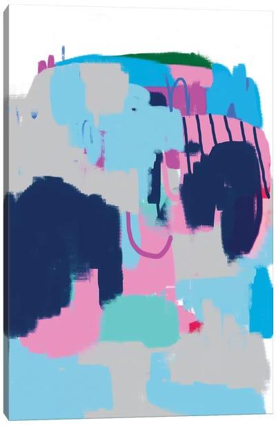 Blue Hour Canvas Art Print