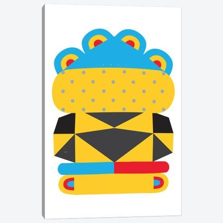 Tiger Gumma Canvas Print #ACV62} by Alessandro La Civita Canvas Art Print