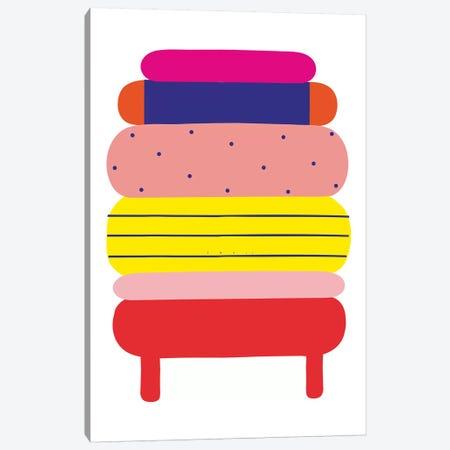 Yello Canvas Print #ACV71} by Alessandro La Civita Canvas Art