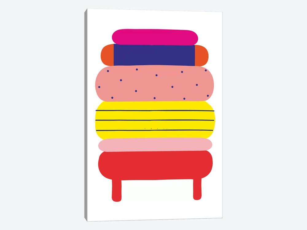 Yello by Alessandro La Civita 1-piece Canvas Art Print