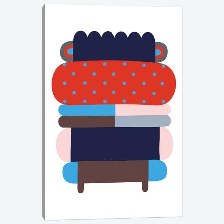 Yuki Canvas Print #ACV73} by Alessandro La Civita Canvas Artwork