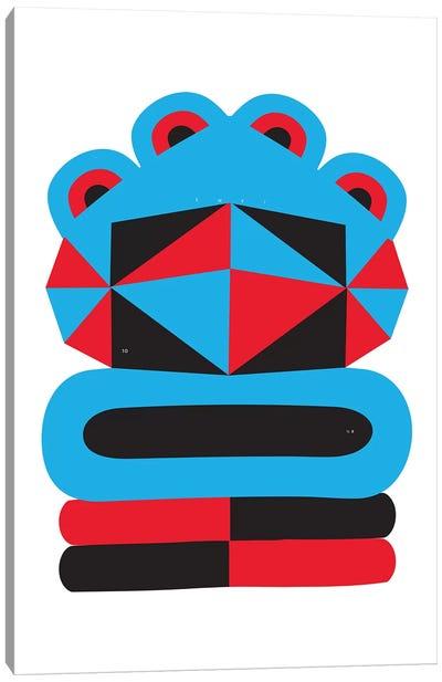 Royal Gumma Canvas Art Print