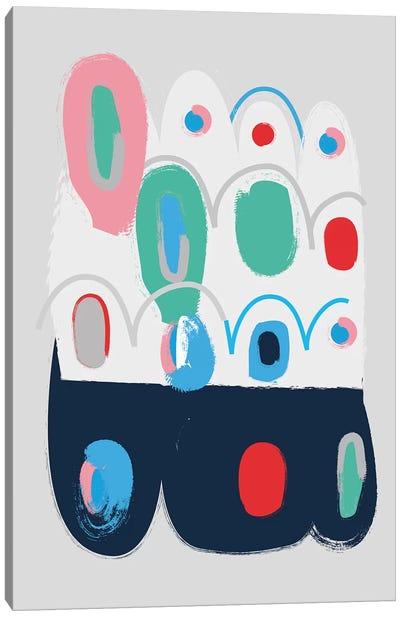 Toadette Canvas Art Print