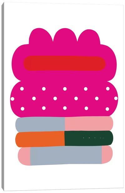 Viola Gumma Canvas Art Print