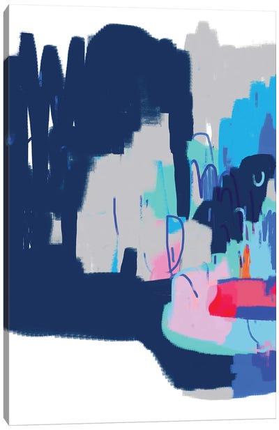 Hideakiki Canvas Art Print
