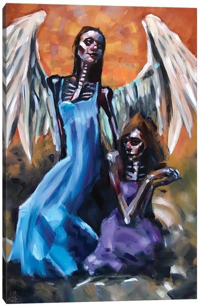 Evermore Canvas Art Print