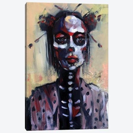 Honey Rose Canvas Print #ACZ14} by Alex Chavez Canvas Art Print
