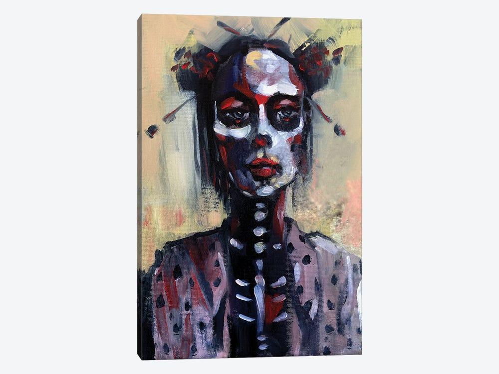 Honey Rose by Alex Chavez 1-piece Canvas Wall Art