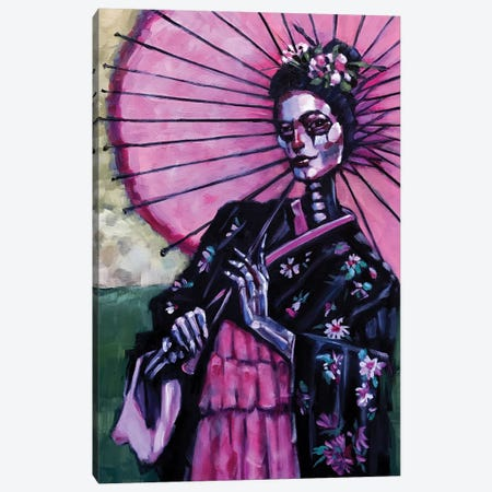 Midday Sun Canvas Print #ACZ17} by Alex Chavez Art Print