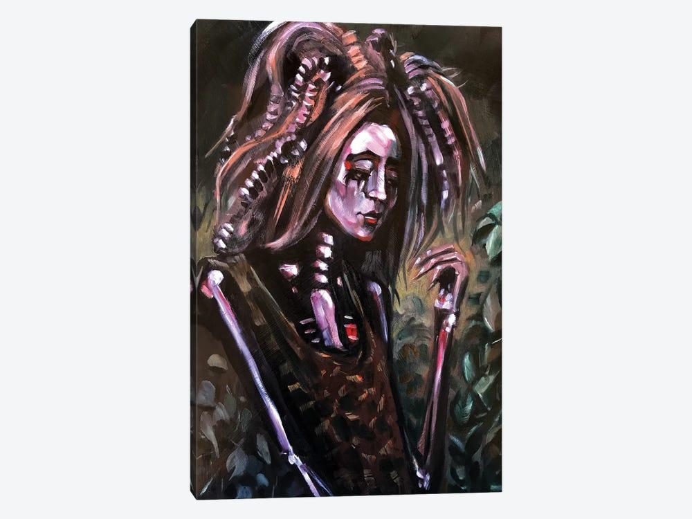 Natures Grief by Alex Chavez 1-piece Canvas Artwork