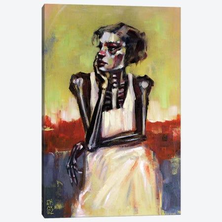 Solitude Canvas Print #ACZ23} by Alex Chavez Canvas Art Print