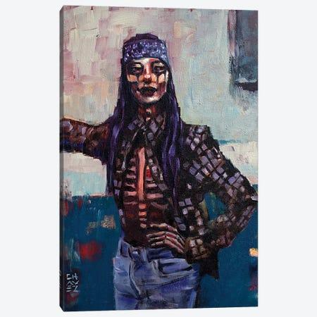 Suave Canvas Print #ACZ24} by Alex Chavez Canvas Artwork