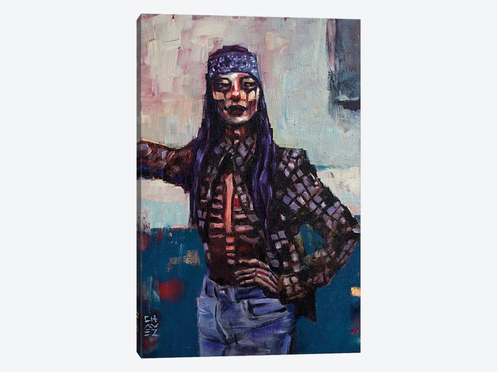 Suave by Alex Chavez 1-piece Art Print