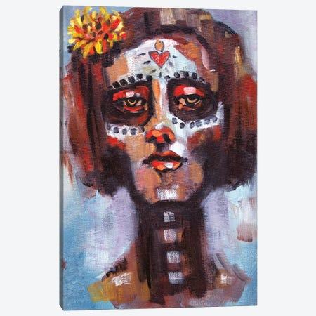 Summer Of Canvas Print #ACZ25} by Alex Chavez Canvas Artwork