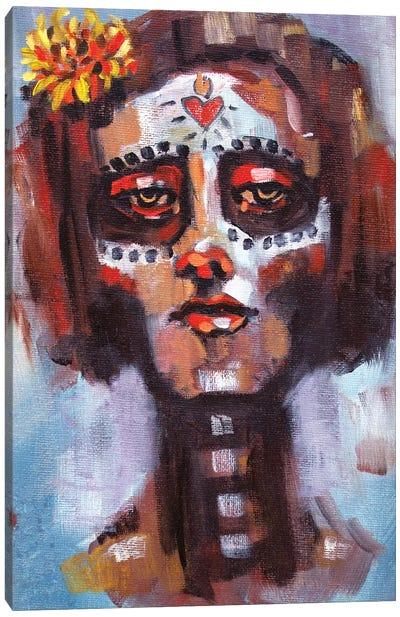 Summer Of Canvas Art Print