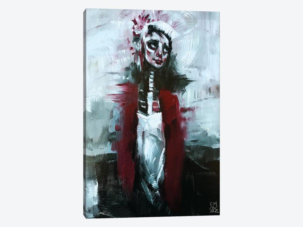 Those Eyes by Alex Chavez 1-piece Canvas Print