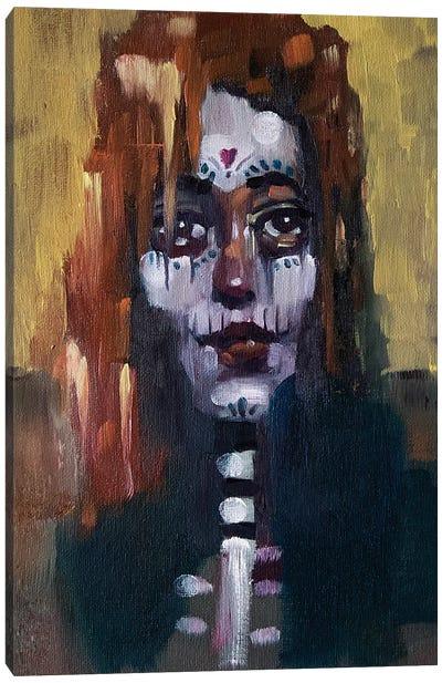 Rouge Canvas Art Print