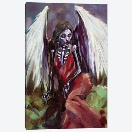 Blood Honey Canvas Print #ACZ4} by Alex Chavez Art Print