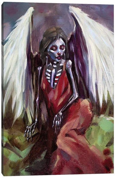 Blood Honey Canvas Art Print