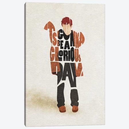 Thom Yorke Canvas Print #ADA114} by Ayse Deniz Akerman Canvas Art