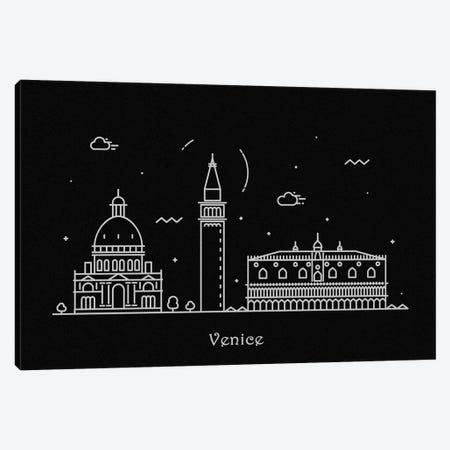 Venice Canvas Print #ADA118} by Ayse Deniz Akerman Canvas Print