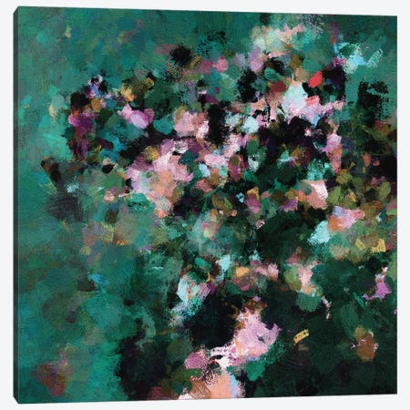 Wilted Thoughts Canvas Print #ADA120} by Ayse Deniz Akerman Canvas Artwork