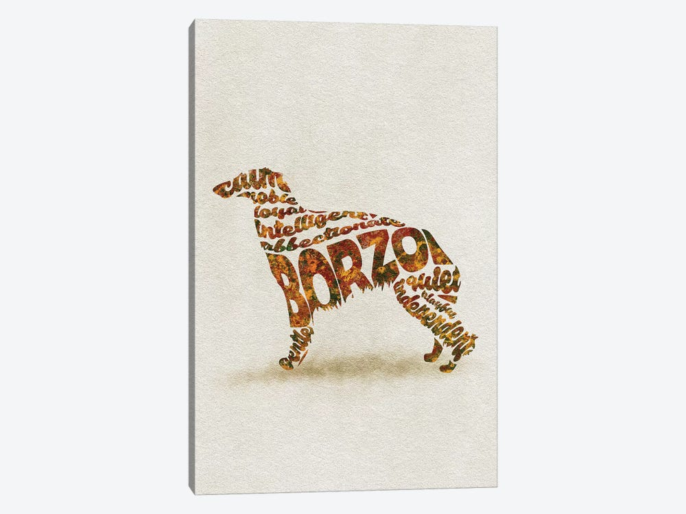 Borzo by Ayse Deniz Akerman 1-piece Art Print