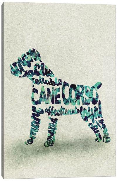 Cane Corso Canvas Art Print