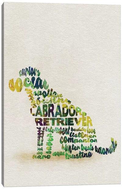 Labrador Retriever Canvas Art Print